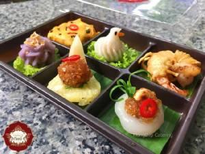 'กล่องทิพย์' เมนูชาววังแคเทอริ่ง งามอย่างไทยกินง่ายแบบเบนโตะ