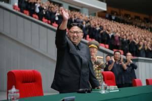 """เครื่องร้อน! ผู้นำคิมสั่งลุยพัฒนา """"กองกำลังนิวเคลียร์"""" หลังยิงจรวด 3 ลูกซ้อนท้าทาย G20"""