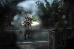 4-year-old dies as Thai south school hit by blast