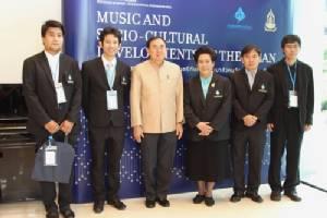 เล็งผลิตนักดนตรีอาเซียนสู่เวทีโลก