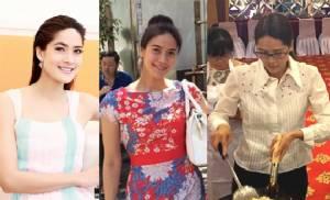 """วันนี้ของ""""นุ่น สินิทธา บุญยศักดิ์"""" ที่ทิ้งลุกส์ดารามาเป็นครูสอนทำอาหารไทย"""