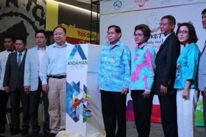 เริ่มแล้วงาน Andaman Hotelier and Tourism Fair 2016