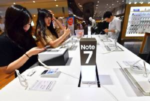 Samsung urges Koreans to stop using Galaxy Note