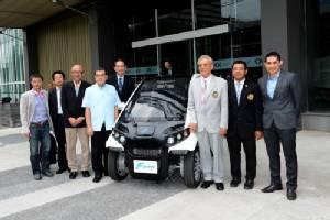 7 ซัปพลายเออร์ไทยจับมือญี่ปุ่น เล็งผลิตยานยนต์ไฟฟ้าขนาดเล็ก