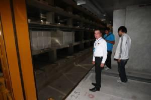 ผู้บริหารเมืองพัทยาของเวลา 15 วัน เปิดอาคารจอดรถอัตโนมัติท่าเรือพัทยา