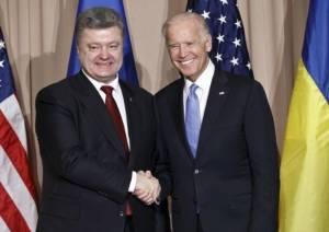 """""""ไบเดน"""" เตือนยูเครนเร่งปฏิรูป มิฉะนั้นอียูอาจเลิกคว่ำบาตรรัสเซีย"""