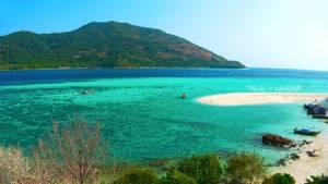 เกาะหลีเป๊ะ หมู่เกาะตะรุเตา แหล่งท่องเที่ยวชื่อดังของ จ.สตูล
