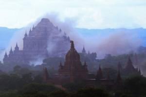 เมืองพุกามพม่าจ่อขึ้นทะเบียนมรดกโลกปี 2562