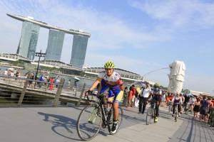"""""""แอ็คทีฟ แคมปัส เน็ตเวิร์ค ซีซั่น 2"""" โคคา-โคลา และ อะเดย์ พาผู้ชนะสัมผัสโมเดลเมืองจักรยานแห่งอาเซียน"""