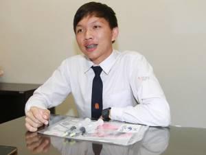 เรียนแค่ปี 2 แต่ผลงานของเขา ไปไกลถึงอวกาศนอกโลก!!! : วรวุฒิ จันทร์หอม