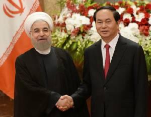เวียดนามจับมืออิหร่านกระตุ้นการค้า $2,000 ล้าน