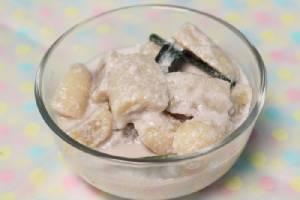 """""""กล้วยบวชชี"""" หอม หวาน มัน อร่อยล้ำขนมหวานไทยๆ"""
