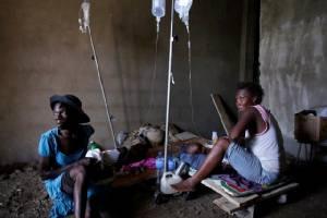 เหยื่อพายุแมทธิวในเฮติแตะพันศพ อหิวาต์ระบาดซ้ำเติม ด้านอเมริกันดับ 17