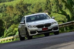 ทดสอบรถยนต์ BMW สองรุ่น 730Ld M Sport ใหม่ และ X1 ใหม่  สองฟีลลิ่งในสองเส้นทางที่ภูเก็ต