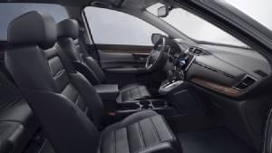 Honda CR-V ใหม่ กระชากใจด้วยพลังเทอร์โบ