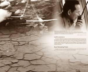 """""""ฝนหลวง"""" พระอัจฉริยภาพ """"พ่อหลวง"""" ของปวงชนชาวไทย"""