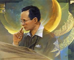 """หมื่นแสนกันดาร พระองค์ท่านดั้นด้นไป เพื่อราษฎรไทย อยู่เย็นเป็นสุข :""""ภาพยนตร์ส่วนพระองค์"""" ความทรงจำแสนงามในพระเจ้าอยู่หัวในพระบรมโกศ"""
