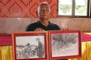 """อดีตครูใหญ่ปลาบปลื้ม """"ในหลวง ร.๙"""" เสด็จฯ แก้ประสบภัยแล้งชาวสุรินทร์เมื่อ 35 ปีก่อน"""