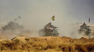 """""""อิรัก"""" เปิดยุทธการยึดคืนเมือง """"โมซุล"""" อเมริกันโวเผด็จศึกไอเอสขั้นเด็ดขาด"""