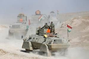 ทัพอิรักชี้ยุทธการบุกโมซุลคืบหน้า วันแรกยึดแล้ว 20 หมู่บ้านรอบนอก