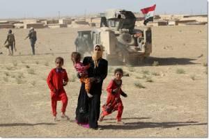 """ปฏิบัติการยึดโมซุลคืน : สหรัฐฯแฉ """"ก่อการ้าย IS ใช้ชีวิต 700,000 เป็นโล่มนุษย์"""" ฝรั่งเศสรับ หลายเดือนกว่าจะสำเร็จ ท่ามกลางศึกอิรัก-เคิร์ดระอุภายใน"""