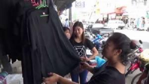 ผู้ผลิตนำเสื้อดำ 7 แสนตัวจำหน่าย 21-24 ต.ค. ยันปลายสัปดาห์นี้ไม่ขาดตลาด