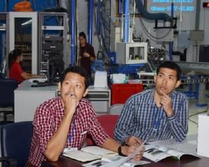 เปิดโอกาสครูวิทย์ไทยเรียนรู้เทคโนโลยีแสงขั้นสูง