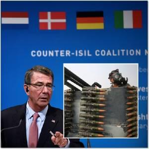 """ชมห่ากระสุนในโมซุล:นายใหญ่เพนตากอนกร้าว """"สู้ IS ในรักกาต้องเคลื่อนตัวไปพร้อมกับยืดโมซุล"""" ชี้ """"รัสเซีย"""" ไม่อยู่ในทุกแผนของสหรัฐฯ – """"รบพิเศษอิรัก"""" อพยพร่วมพันพ้นแนวรบโมซุล"""