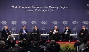 เวียดนามจัดประชุมเศรษฐกิจโลกว่าด้วยภูมิภาคลุ่มแม่น้ำโขงครั้งแรก