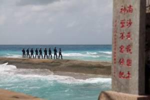 ทัพมังกรเตรียมฝึกซ้อมรบในทะเลจีนใต้อีกรอบ สั่งห้ามเรืออื่นเข้าพื้นที่