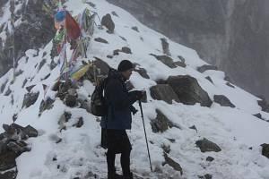 """""""กษัตริย์จิกมี"""" เสด็จขึ้นเขาสูงกว่า 5,000 ม.เยี่ยมประชาชนภูฏานในพื้นที่ห่างไกล"""