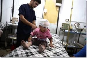 "InClips : มอสโกโต้วอชิงตัน ""ไม่ได้โจมตีทางอากาศโรงเรียนอิดลิบ"" พื้นที่ควบคุมกบฏซีเรีย ทำเด็กตายนับสิบ"