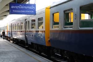 ลาวส่งเจ้าหน้าที่ชุดแรก 22 คนไปจีน ศึกษาอบรมการบริหารรถไฟสายเวียงจันทน์-คุนหมิง