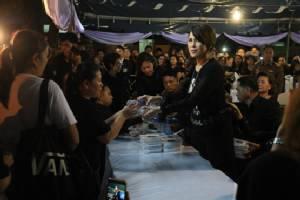 ปรากฏการณ์ราชประชาสมาสัย รวมใจไทยเป็นหนึ่งเดียว