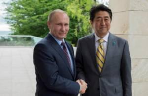 """ญี่ปุ่น-รัสเซียเห็นพ้องสร้าง """"ความร่วมมือทางเศรษฐกิจ"""" ก่อนประชุมซัมมิต"""