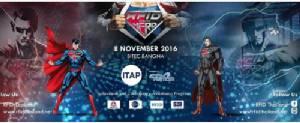 สวทช. จัดงานมหกรรมเทคโนโลยี RFID DUO HERO 2016