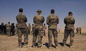 ครูฝึกสหรัฐฯคลั่งดวลปืนทหารจอร์แดนตรงทางเข้าฐานทัพตาย2ศพ