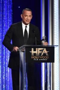 Hanks, Portman bag honors as awards season kicks off