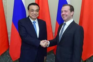 จีน-รัสเซียลงนามข้อตกลง21 ฉบับ รวมถึงรถไฟความเร็วสูง