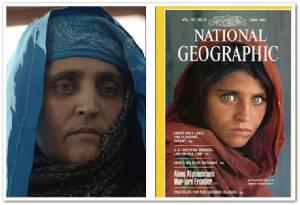 """InClips :ปากีสถานสั่งขับ """"อดีตเด็กหญิงวัย 12 ตาสีเขียวหน้าปกเนชันแนล จีโอกราฟฟิก"""" กลับอัฟกานิสถาน"""