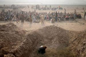 """กลุ่มสิทธิแฉ! กองกำลังอิรัก """"ฆ่า-ทรมาน"""" พลเรือนทางใต้ของโมซุล"""