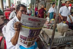 """กลุ่มต่อต้านมุสลิมในพม่าชู """"ทรัมป์"""" เป็นดั่งชัยชนะในการต่อสู้กลุ่มก่อการร้าย"""