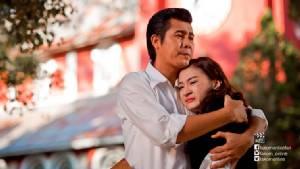 """ซุปตาร์พม่า """"วุด มน ชเว ยี"""" หลั่งน้ำตาถ่ายทอดฉากเศร้า หนัง  """"ถึงคน..ไม่คิดถึง From Bangkok To Mandalay"""""""
