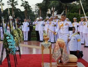 สมเด็จพระบรมโอรสาธิราชฯ เสด็จพระราชดำเนินไปทรงเป็นประธานงานวันราชวัลลภ ประจำปี 2559