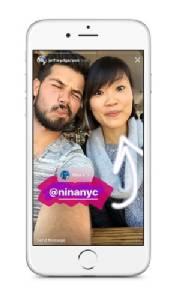 ฟีเจอร์ใหม่อินสตาแกรมบน Instagram Stories