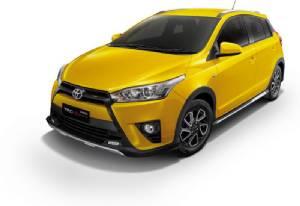 ยาริส TRD Sportivo เพิ่มสีเหลืองใหม่ ราคา 649,000 บาท