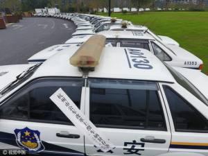 """เข้ากรุ! รัฐบาลหังโจวสั่งเก็บรถของรัฐบาลคืน 800 คัน สนองนโยบาย """"ปฎิรูปการใช้รถยนต์ของเจ้าหน้าที่รัฐ"""" (ชมภาพ)"""