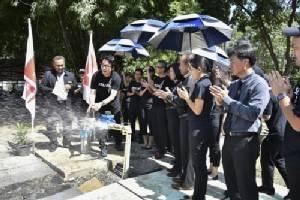 """""""อีซูซุให้น้ำ... เพื่อชีวิต""""  ส่งมอบ """"น้ำดื่มสะอาดแก่โรงเรียนซับบอนวิทยาคม จังหวัดเพชรบูรณ์"""