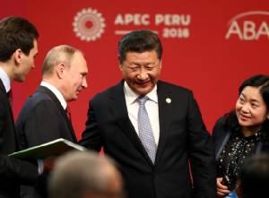 'สี จิ้นผิง' สัญญายึดมั่นการค้าเสรี ขณะ 'จีน' สยายปีกใน 'เอเปก' หลังสหรัฐฯ 'หงอย' เพราะ 'ทรัมป์' ประกาศฉีกข้อตกลง TPP