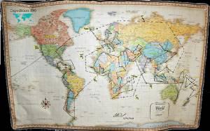 """เตรียมทุบสถิติ """"Guinness World Record"""" สาวคนแรกเยือน 196 ประเทศทั่วโลก"""